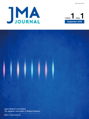 JMA Journal cover
